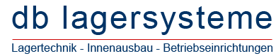 db lagersysteme / Lagertechnik - Innenausbau - Betriebseinrichtungen